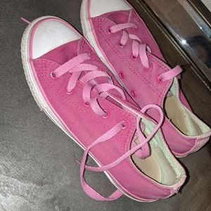 Pink Converse Size 2